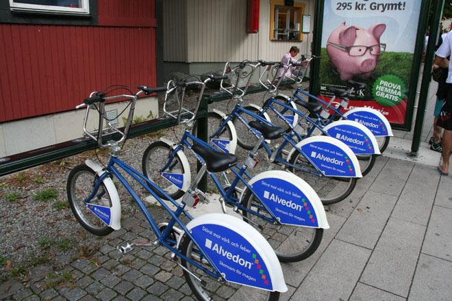 Проездные карты в Швеции