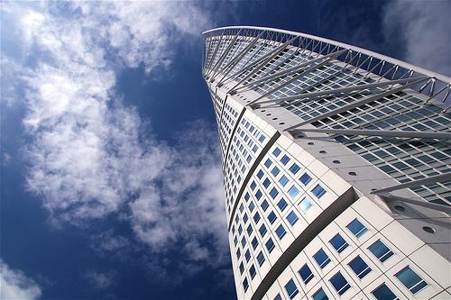 Самое высокое здание в Швеции