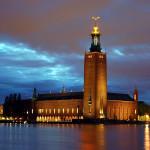 Фотографии достопримечательностей Швеции