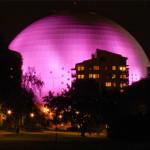Интересные факты: Спортивный комплекс Globe Arena