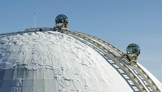 Globe Arena в Стокгольме
