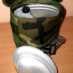 Шведский армейский котелок