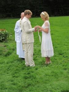 Шведская свадьба