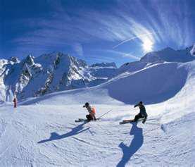 Фотография с горнолыжного курорта åre