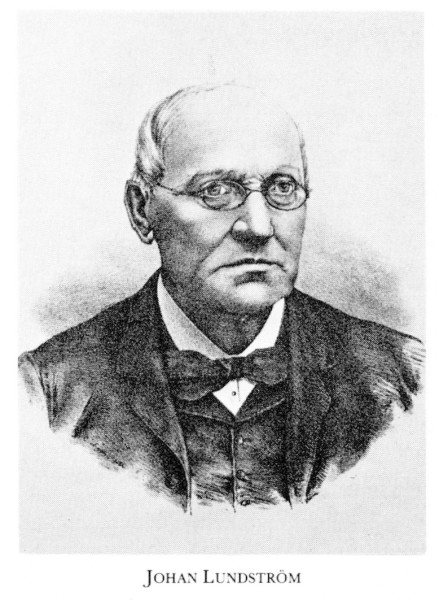 Johan Lundstöm