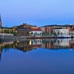 Лулео, Швеция