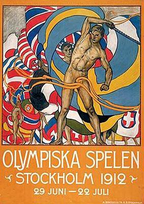olympics sweden 1912