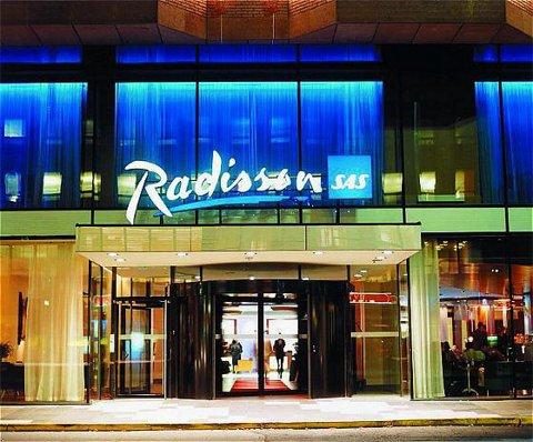 Radisson Sas Royal Viking в Стокгольме