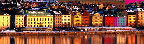Где обменять валюту в Швеции