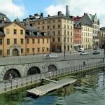 Высокий уровень урбанизации в Швеции