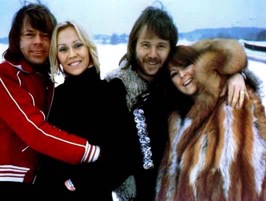 Шведская группа ABBA
