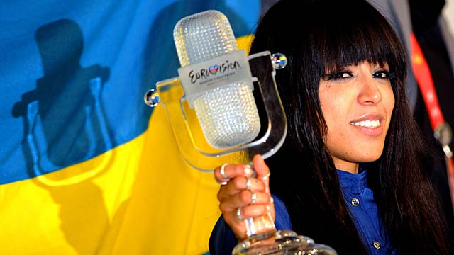 Loreen Sweden Eurovision Baku