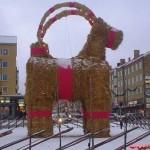 Gävle – город козлика Евлебокен