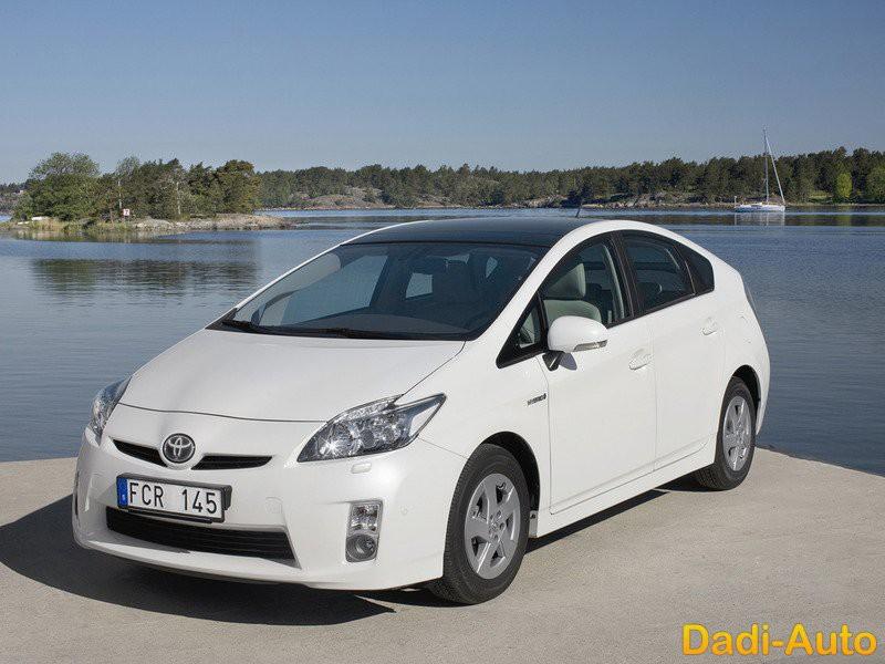 Тойота Приус из Швеции