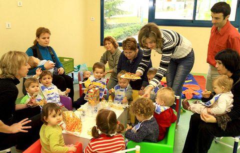 Dagis - шведский детский садик