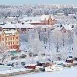 Умео, Швеция: северный город