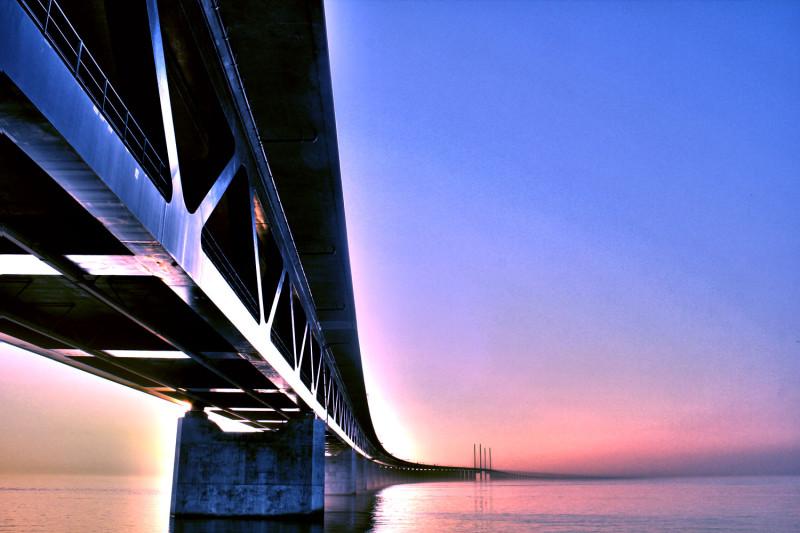 Эресуннский мост Öresundsbron