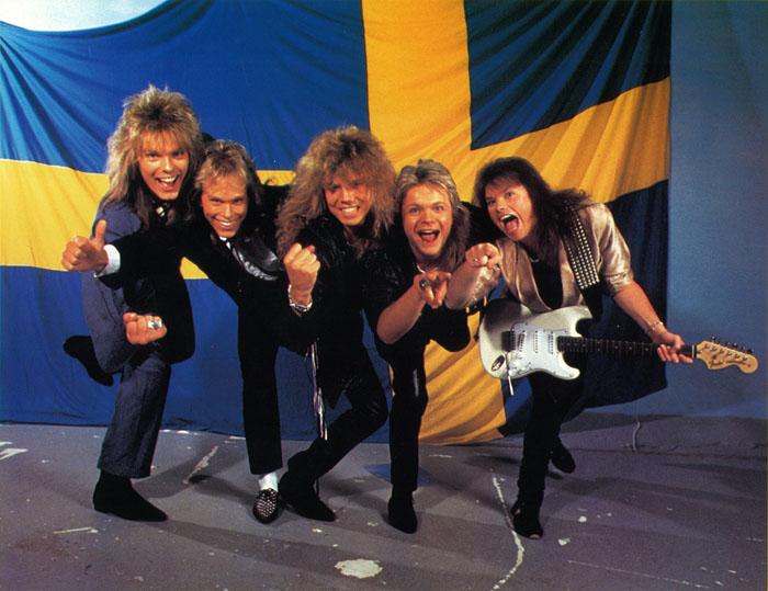 Шведский рок