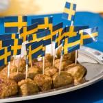 Фотографии шведского стола