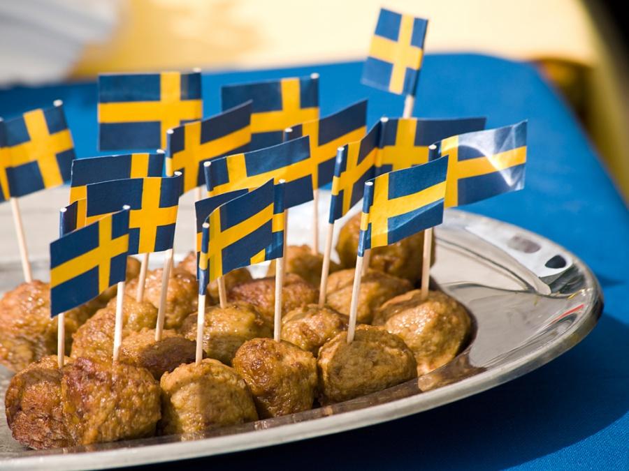 шведский стол фото